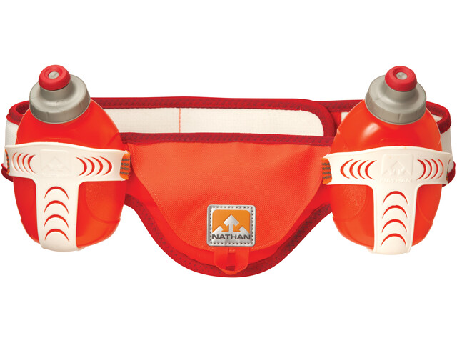 Nathan Speed 2 Heup Pack, tango red/tangerine